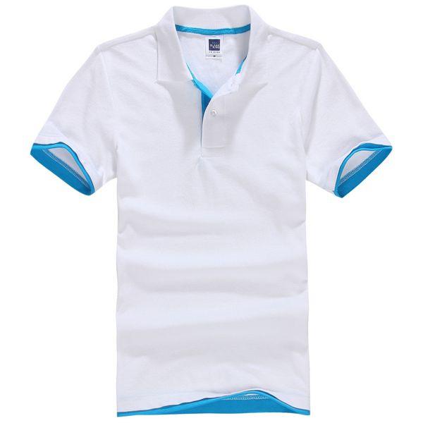 Men 'S Polo Shirt for Men Designer Polos Men Cotton Short Sleeve Shirt Clothes Jerseys Golftennis Plus Size Xs -Xxxl