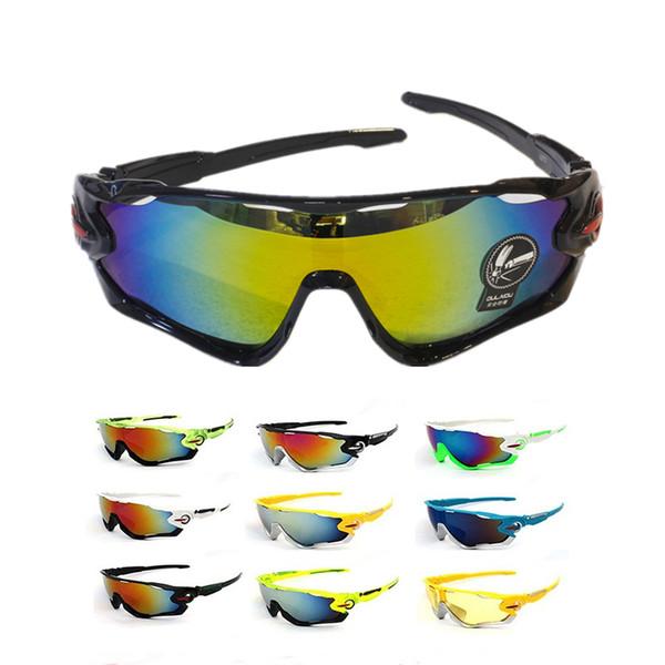 2018 Cycling Glasses men mtb Sport bike Glasses breaker bicycle Cycling Sunglasses gafas ciclismo oculos ciclismo Drop shipping