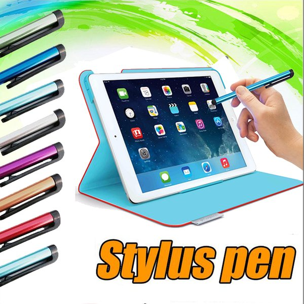 Stylus Pen Touch Pen Capacitive Screen Highly Sensitive Mobile Phone For iPhone XS Plus 2018 X iPad Samsung Note 9 S9 Sony LG Huawei Xiaomi