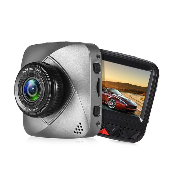 SK - 502 Hidden Type Dash Cam Full HD 2.4-inch 170 Degree Lens Car Camcorder Camera Night Vision Car DVR Driving Recorder