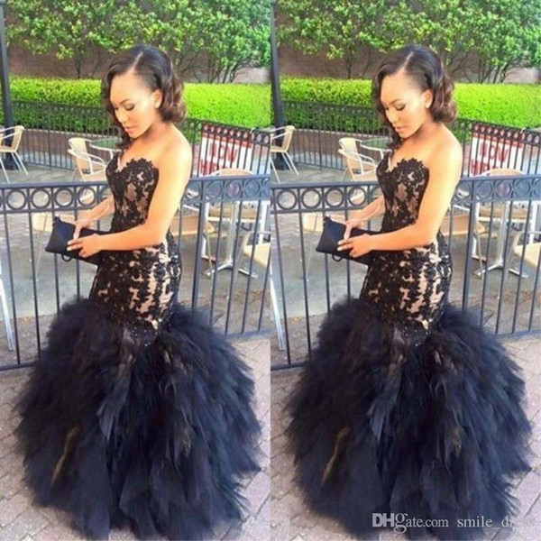 Sexy Prom Dresses 2018 New Sweetheart Sleeveless Lace Applique Pregnant Gown Formal Evening Party Dresses ZJ95