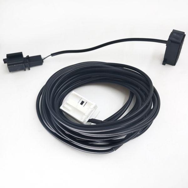 Mikrofon Kabel MIC Line Adapter 12Pin Buchse für 206 207 307 für C4 C2 RD4 RD43 RD45 Radio Auto