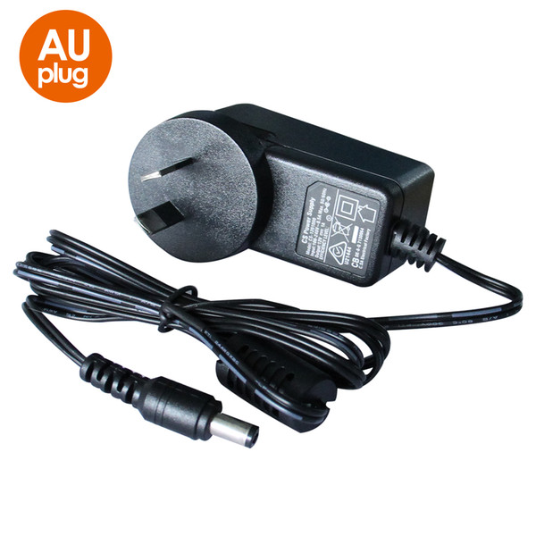 12V 1A AC 100V-240V Converter Adapter DC 12V 1000mA CE UL standard Power Supply EU UK AU US Plug 5.5mm x 2.1mm for CCTV Camera