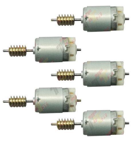 5pcs ESL//ELV Motor Steering Lock Wheel Motor for Mercedes-Benz W204//W207//W212 US