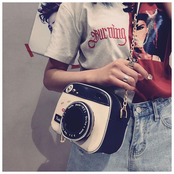 Small Bag For Women Shoulder Bag Fashion Retro Camera Chain Slant Designer Crossbody Designer Handbags High Quality