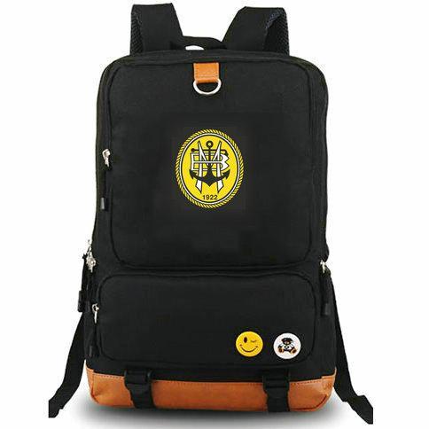 Zaino Beira Mar Zaino da calcio stile BM 19 daypack Zaino da calcio Zaino da squadra Zaino per laptop Borsa da viaggio per esterni