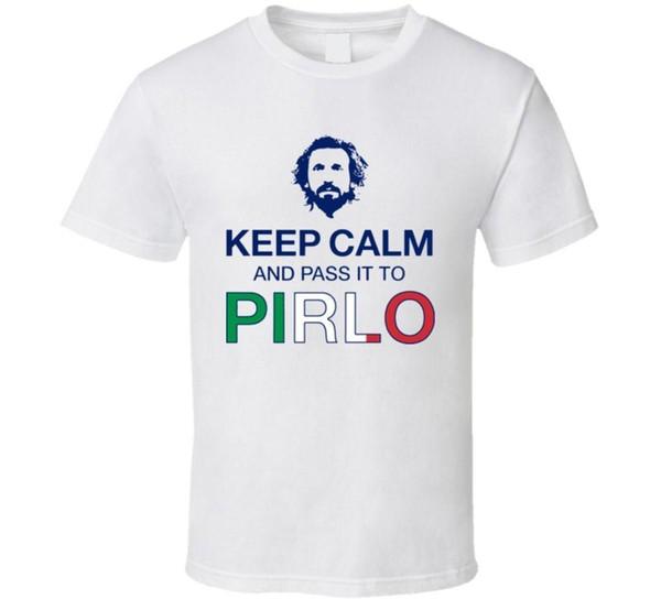Joueur de foot Pirlo Team Italy