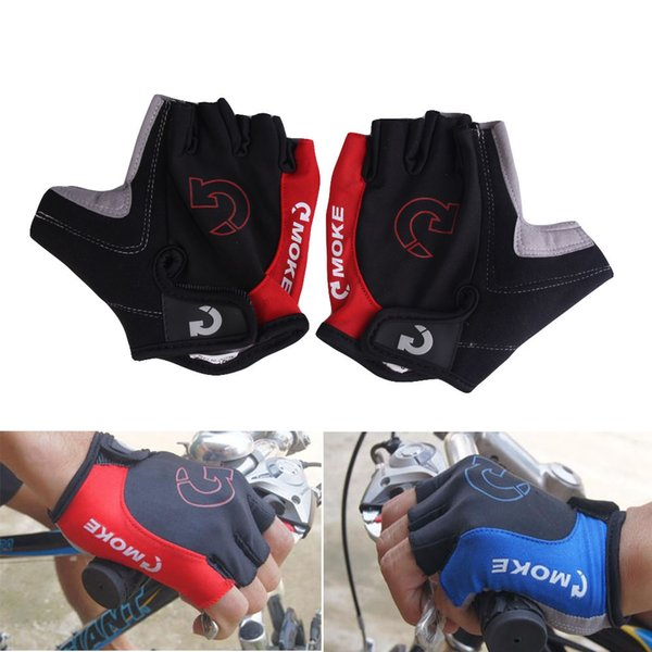 cycling half Cycling Half Finger Summer Sports Anti Slip Gel Bike Glove for Men Women MTB Bicycle Gloves Guantes Ciclismo
