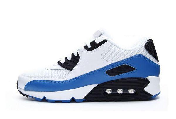 Großhandel Nike Air Max Airmax 90 Männer Turnschuhe Schuhe Classic 90 Männer Und Frauen Laufschuhe Sport Trainer Kissen 90 Oberfläche Breathable