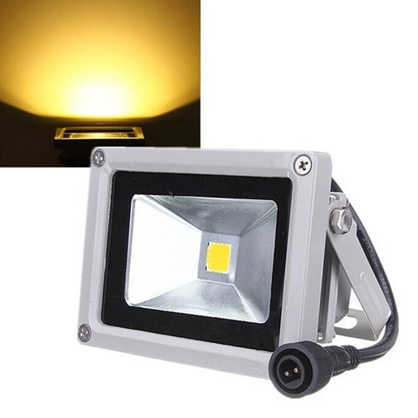 10W SolarLed Sunlight Outdoor Outdoor Flood Projector Lamp Lighting Flat Panel Power Night Lights for Garden Home