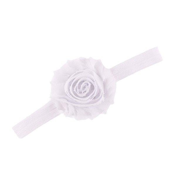 Top Quality 9 Colors Baby Girls Lace Flower Hairband Kids Baby Elastic Headband Dress Up hairwear faixa de cabelo