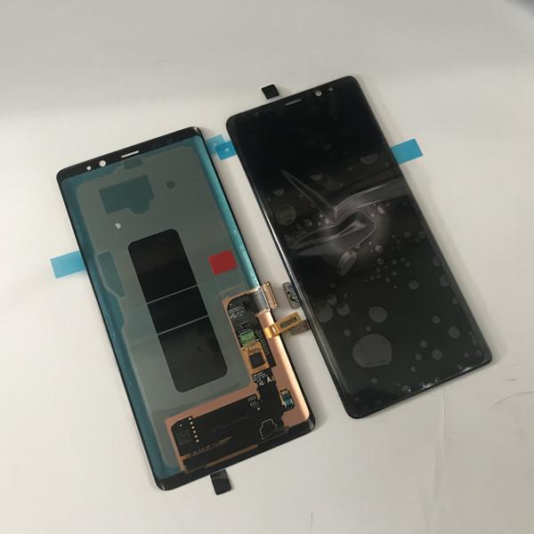 Orijinal Yeni Test LCD Ekran Dokunmatik Ekran Digitizer Değiştirme Samsung Galaxy Not 8 N950 Için