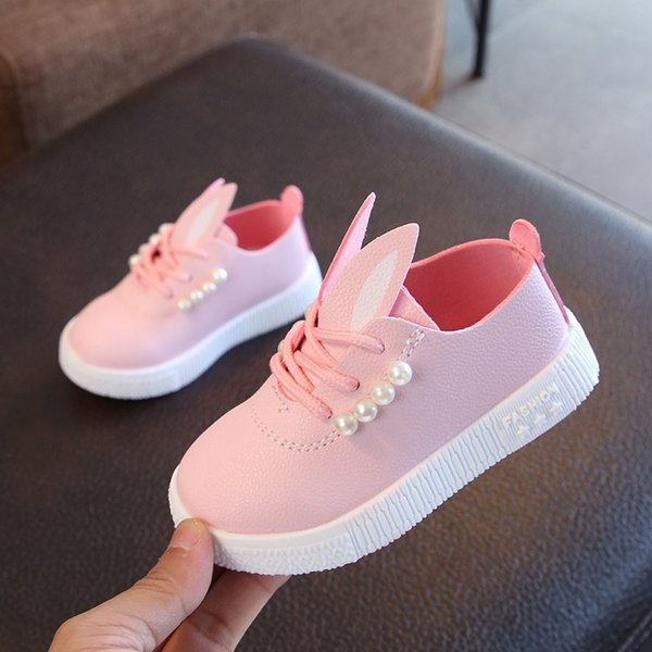 New Fashion Children Shoes PU Leather Casual Styles Boys Girls Shoes Soft Comfortable Loafers Slip On Kids Shoes Non-slip Wear resistant