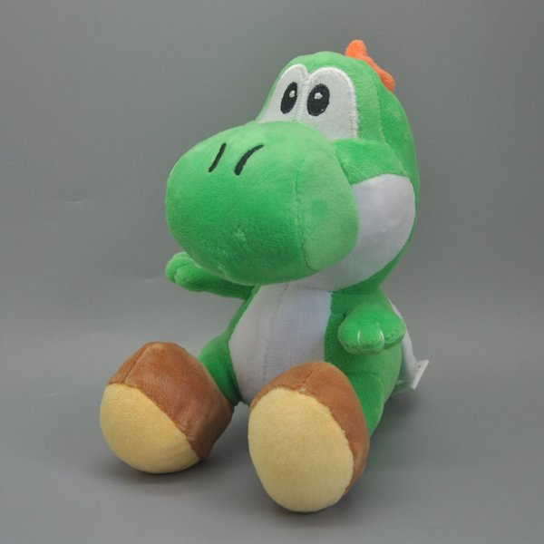 EMS Super Mario Bros Yoshi 16CM Plush Doll Stuffed Best Gift Soft Toy