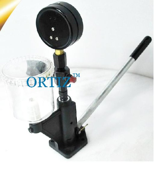 ORTIZ Brand New common rail injector nozzle tester and fule pump inyector tools and testing instrument car machine