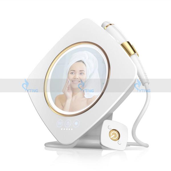 Poche à œil Bipolaire RF Radio Face Lift Machine Eye Traitements Cercle Noir Enlèvement Des Rides Anti-Âge Maison Salon Utilisation Facial Dispositif De Beauté