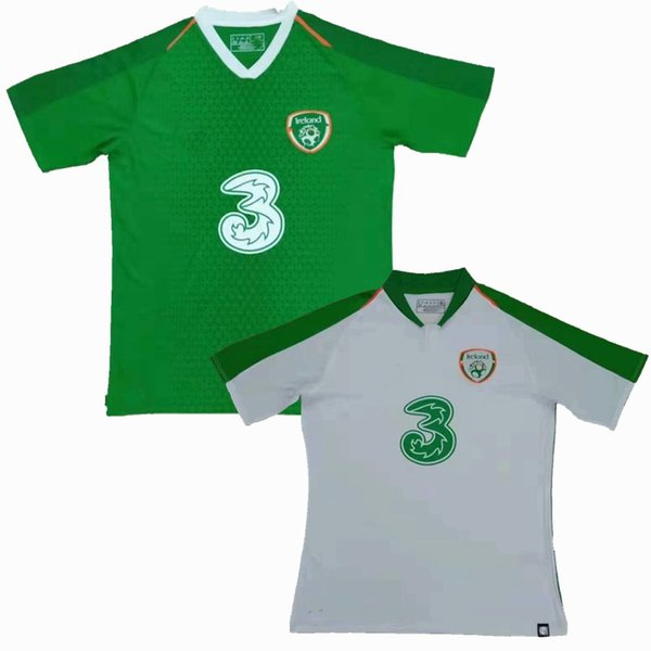 bc34d2a41 New 2018 2019 republic of ireland national team home away 18 19 football  jer ey hirt