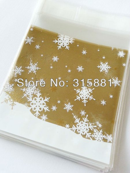 Bakery Goodies / Small Accessories Cellophane Favor Mini Bags, Self Seal Party Gift Packaging 300pcs/lot