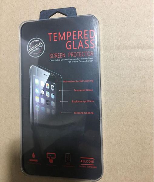 5d cobertura completa de vidro temperado para iphone xr / xs max curvo borda 9 h filme protetor de tela com pacote de caixa de varejo
