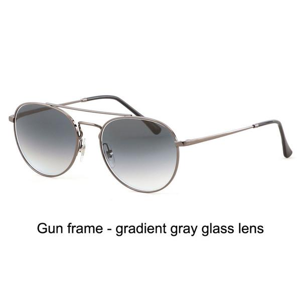 pistola gris degradado