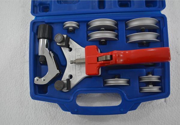 WK-666 Multi Copper Pipe Bender Tube bending Tool Kit Tube Cutter Aluminum