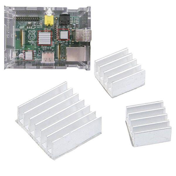 Heat Diffuse Dissipation Cooling Fin Aluminum Alloy Heatsink 8.8*8.8*5MM Pin