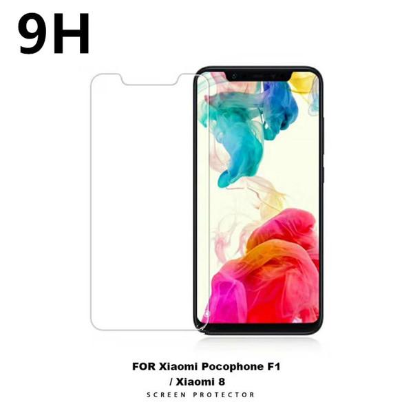 Для Xiaomi 9 ГП закаленное стекло экрана протектор пленка для Xiaomi Ми 8 профессиональная 8Э 8х лайт лайт А2 микс Ф1 Pocophone 3 Редми Примечание 6 Примечание 6 6а 7 про