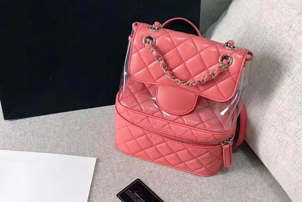 f9beb6d186e9bf AAAAA A57824 22cm Crumpled Calfskin PVC Resin&Silver-Tone Metal Flap  Backpack Bag,Zip Closure