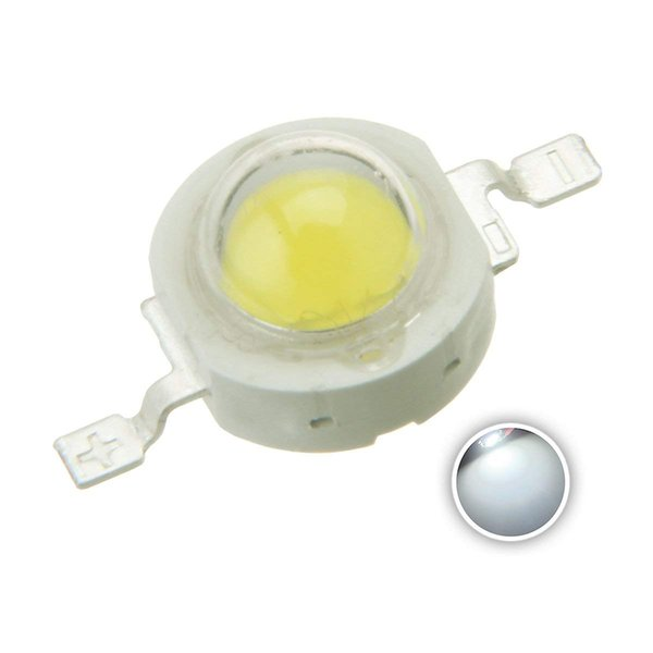10 pcs High Power Led Chip 1W White Super Bright Intensity SMD COB Light Emitter Components Diode 1 W Bulb Lamp Beads DIY Lighting