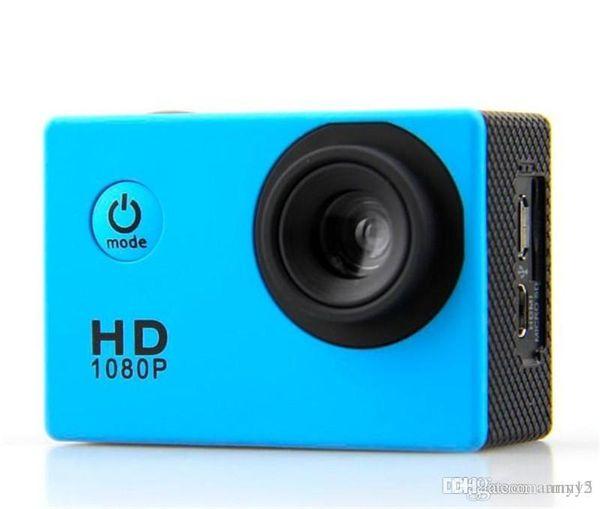 4k camera SJ4000 style A9 2 Inch LCD Screen camera 1080P Full HD Action Camera 30M Waterproof Camcorders SJcam Helmet Sport DV 2019