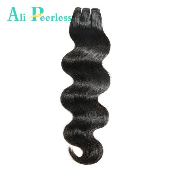Ali Peerless Hair Peruvian Body Wave Virgin Human hair 10