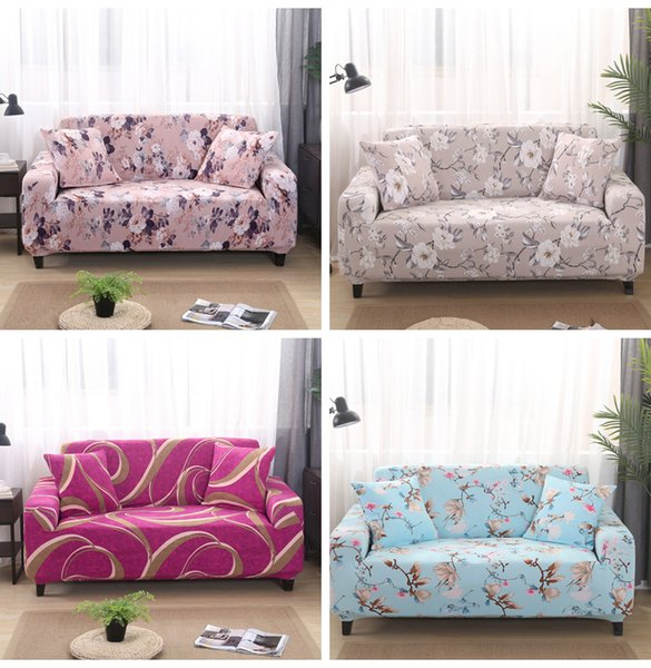 Superb Universal Size Seater Printing Stretch Sofa Cover Sofa Covers Slipcovers Loveseat Couch Cover Furniture Home Decorationaei 022 Slipcovers For Dining Unemploymentrelief Wooden Chair Designs For Living Room Unemploymentrelieforg