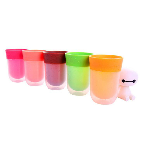 The Right Cup Fruit Flavored Cup Drink Water The Overall Flavor Experience Magic Cup Ointment Juice Bottle 100pcs OOA4806