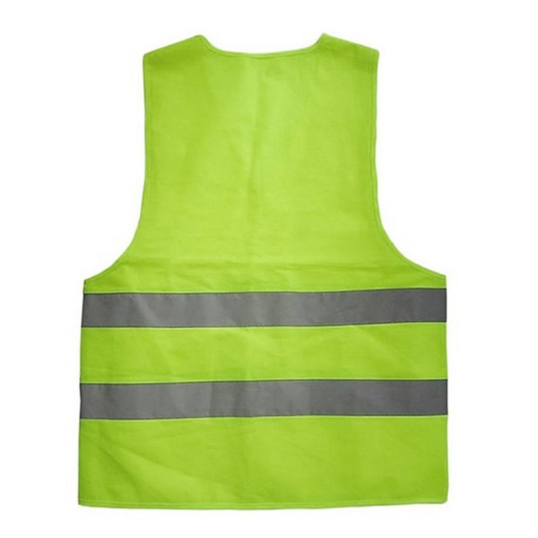 New Plus Size xL-3XL High quality Running Vest Warning reflective safety vests High Visibility Day Night Protective Vest Jacket