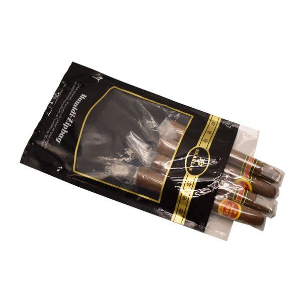 Sac humidificateur hydratant cigare Profession 65-75% HR 90 jours Mini sac humidificateur portatif pour humidificateur cigare Sac humidificateur TRAVEL humidité - zip