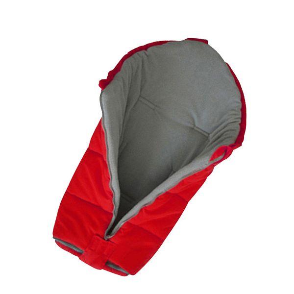 Winter Baby Blanket multifunctional Infant Swaddle Swaddling Sleeping Bag Cart Stroller Sack Newborn Sleepsacks Banana SIZE80*40