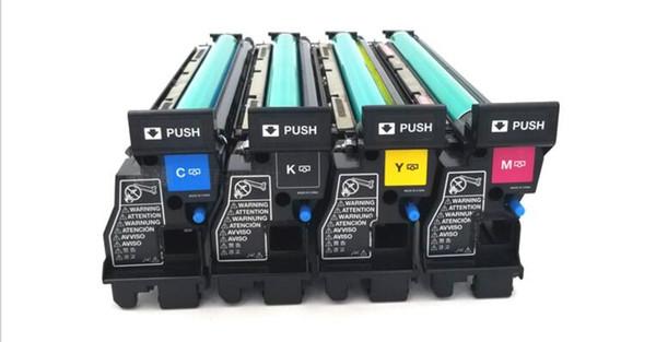 compatible color drum cartridge drum unit for konica minoltac 210 c353 c253 c203 c210,copier kit printer kit kcmy 4pcs