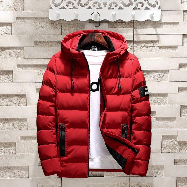 Großhandel 2018 Hohe Qualität 90% Rote Ente Dicke Daunenjacke Männer Mantel Schnee Parkas Männlich Warme Marke Clothing Winter Daunenjacke