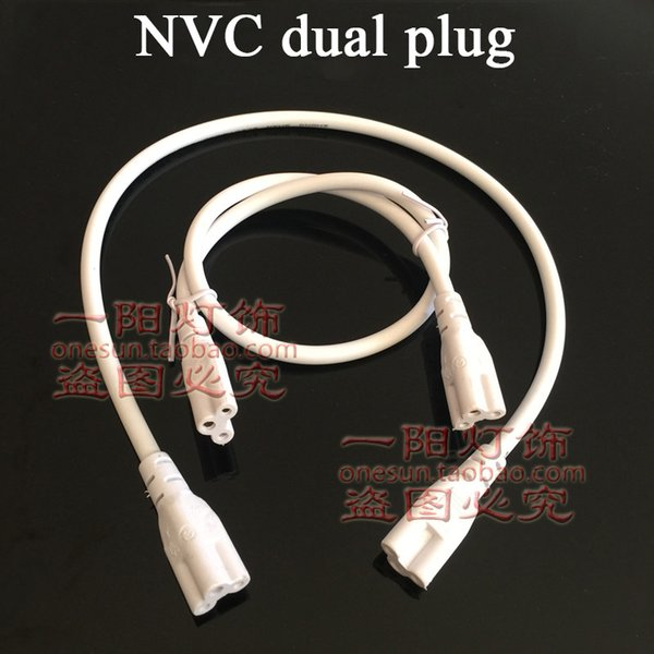 30CM Dual Female Plug (All Copper Wire)