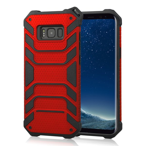 Hot sale Armor Hybrid for iphone 7 plus case Spiderman duty phone case 2 in 1 TPU+PC shockproof mobile case cover back shell