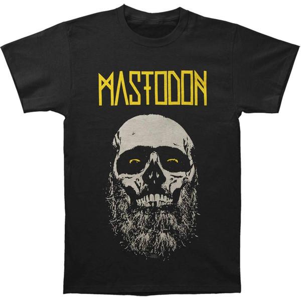 Admat мастодонт мужская slim fit футболки черный рукав футболки верхний тройник мужчины хлопок t-рубашка o-шея t рубашка мужчины