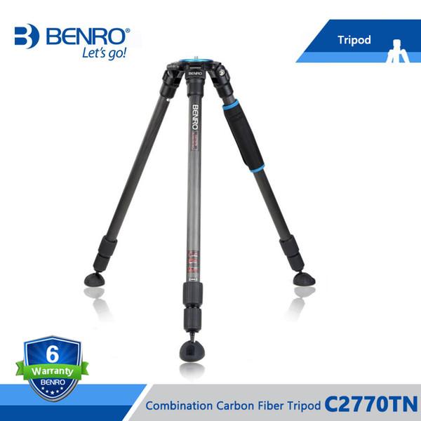 Benro C2770TN Stativ Professionelle Kombination Carbon Fibre Stative für Kamera 3 Abschnitt Max Laden 15kg Dhl-freies Verschiffen