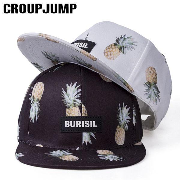 Cool!2017 Trend Fruit Print Cap Adult/Kids Snapback Caps Hip Hop Hat For Children Summer Caps For Girls Baseball Hat Boys