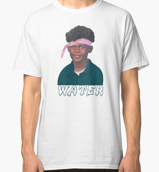 Ugly God X Water camiseta blanca de los hombres camisetas de la camiseta camisetas camiseta personalizada sudadera con capucha Hip Hop descuento por mayor Croacia cuero Denim ropa
