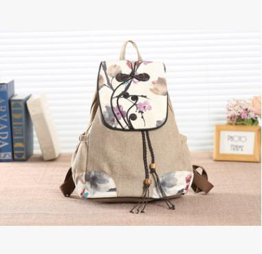 New gifts Appliques Women Shopping Backpacks!All-match Classic Lady Embossing&appliques backrack Versatile Cover backpack