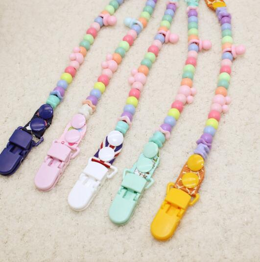 Anti-Drop Hanger Belt Holder Stroller Toys Lanyard Fixed Pacifier Car Toys Chain Clamp Anti-Swap Belt Clip
