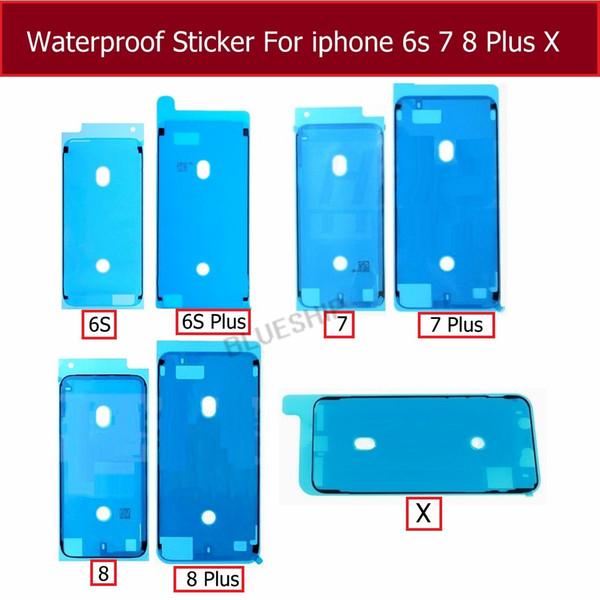 Colla adesiva sigillante 3M adesiva sigillata 3M per iPhone 5s 6 6p 6s 7 8 plus X