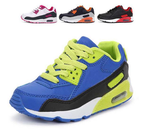 Kinder Schuhe, Sport Kinder Schuhe Jungen, Jungen Schuhe für Mädchen, tragbare Mädchen Trainer Kinder, Turnschuhe Kind Größe 25-37