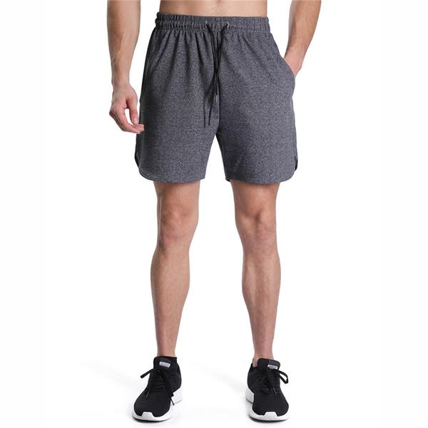 collection de remise handicaps structurels meilleur pas cher 2019 Mens Gym Shorts Sport Short Homme Fitness Athletic Training Crossfit  Shorts Zipper Pocket Workout Gyms Running Men From Jaokui, $26.14 | ...