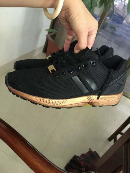 adidas zx flux femme noir et cuivre